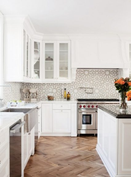 Trend Watch Wednesday: Cement Tiles