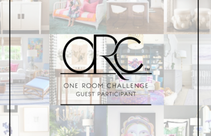 One Room Challenge Fall 2017